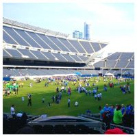 Autism Speaks Walk: Chicago 2013
